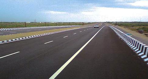 4 lane roads punjab