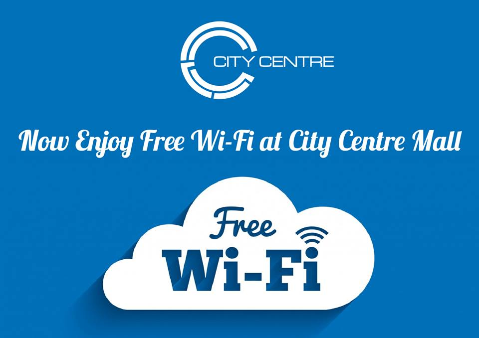 pathankot-city-center-mall-free-wifi