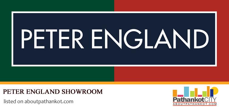 Peter England Showroom