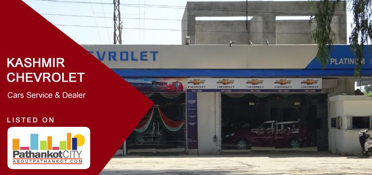 Kashmir-Chevrolet