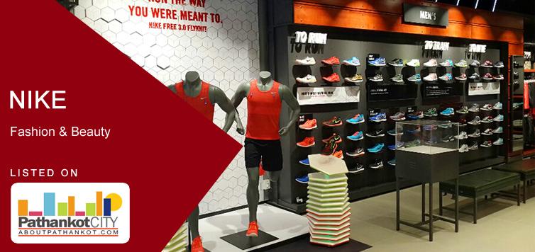 Nike Pathankot