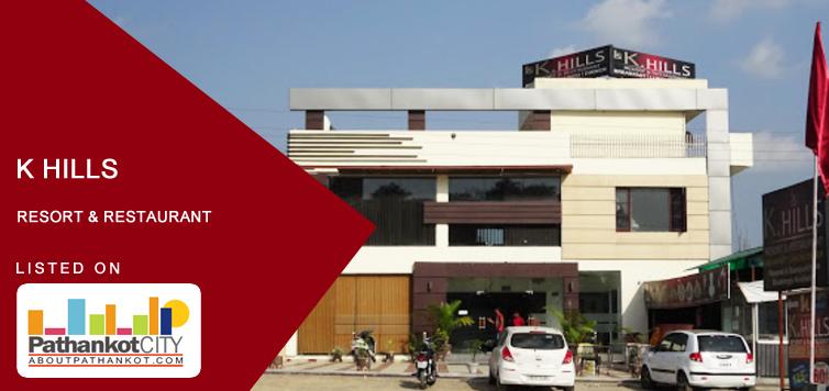 K Hills Resort