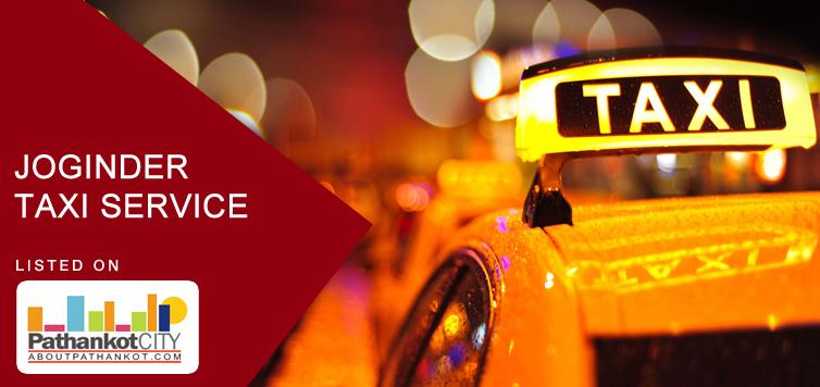 Joginder Taxi Service