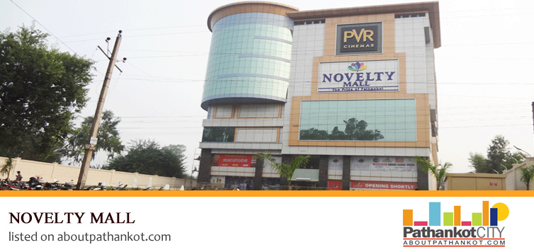 Novelty Mall Pathankot