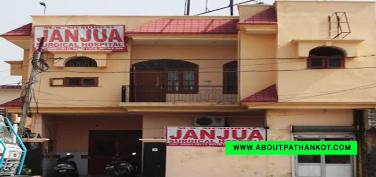 Janjua Hospital Pathankot