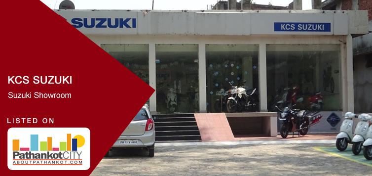 KCS Suzuki