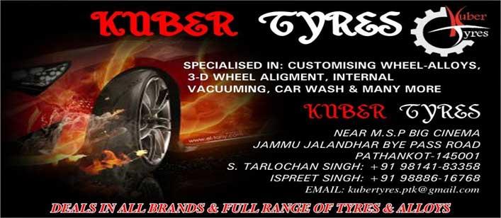 Kuber Tyres