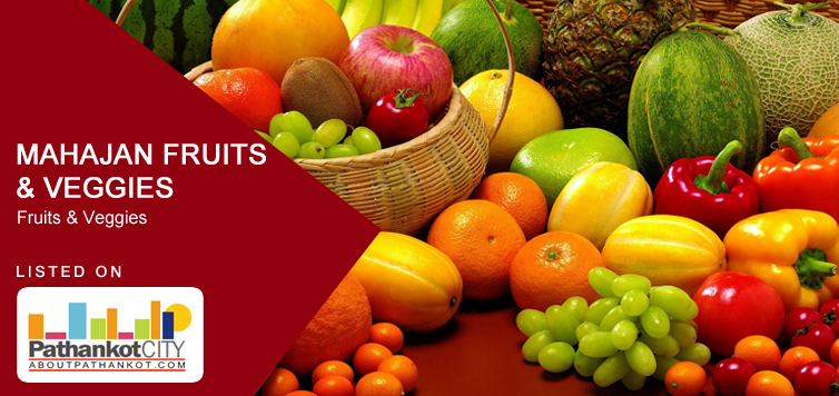 Mahajan Fruits & Veggies