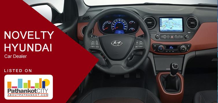 Novelty Hyundai