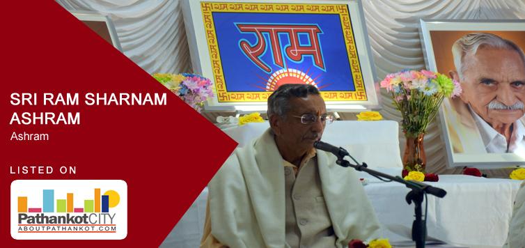 Sri Ram Sharnam Ashram