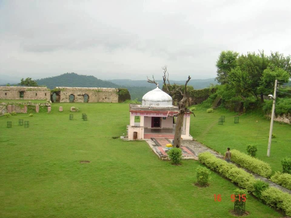 Nurpur Fort Himachal