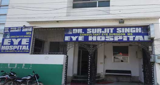 Dr. Surjit Singh Eye Hospital