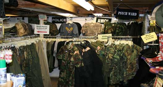 Gupta Army General Store