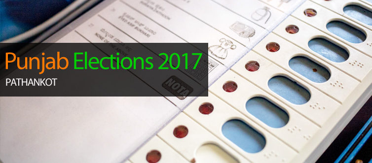 Elections 2017 Pathankot