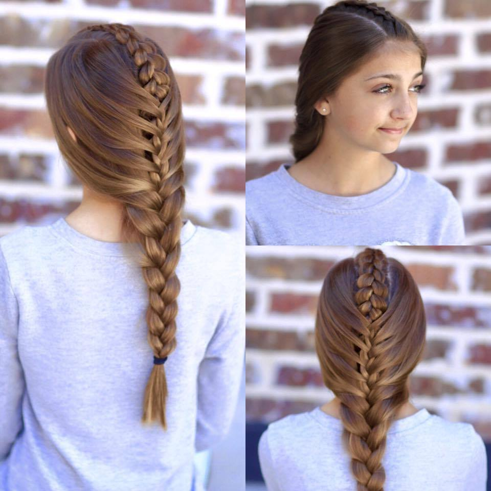 Latest Girls Hair Styles Pictures Beautiful Hair Styles ...