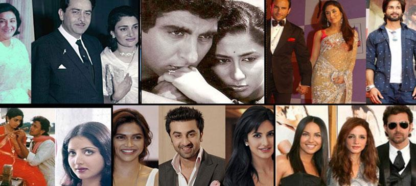Bollywood Love Triangles