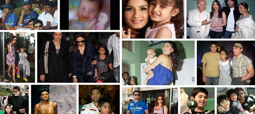 Indian Celebrity Kids