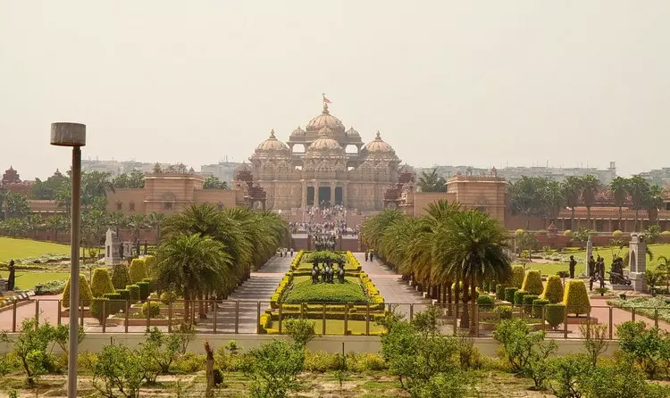 Some Best Places To Visit In New Delhi Photo Gallery