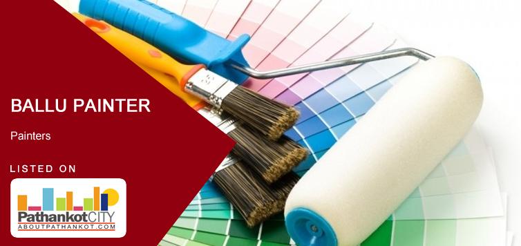 Ballu Painter