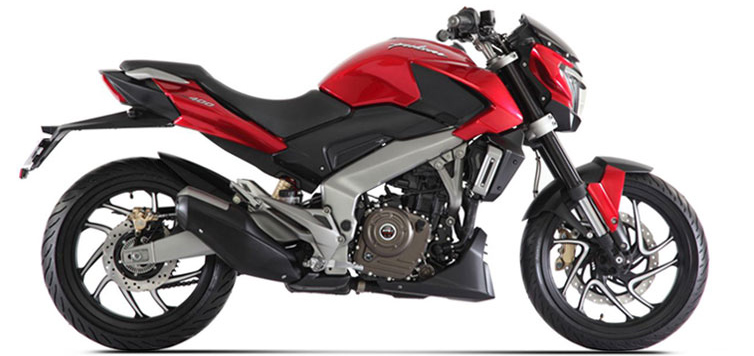 Bajaj Dominar 400 Launching