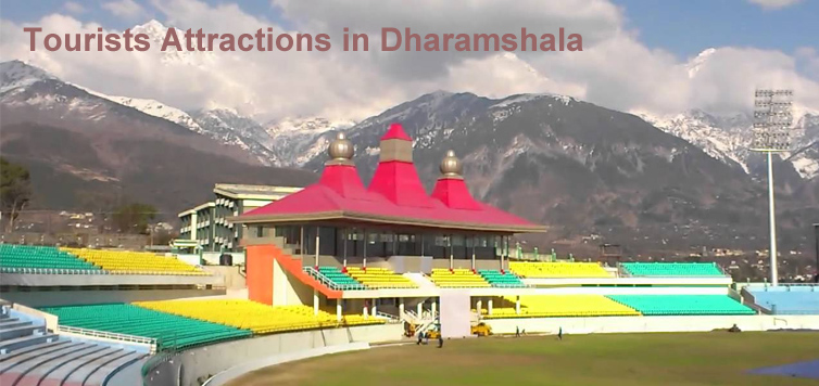 Tourists Attractions Dharamshala