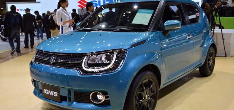 Maruti Suzuki Ignis India