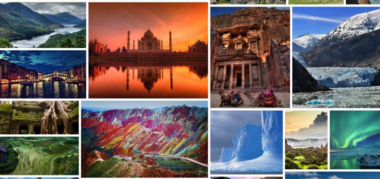 22 Unbelievable Places