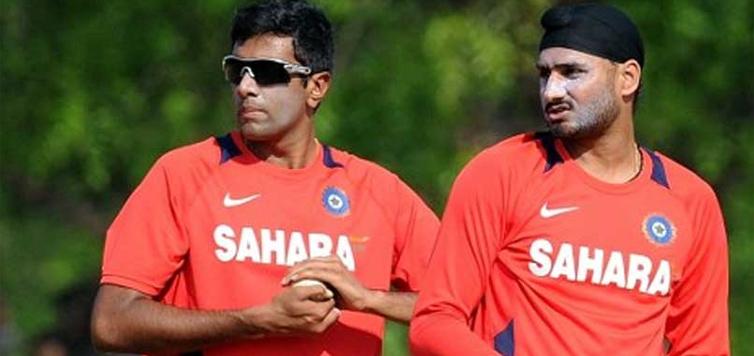 Harbhajan Singh Backs