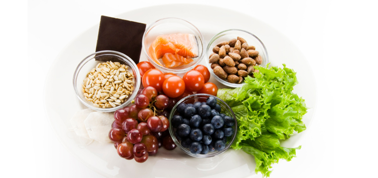 Foods Fight Stress