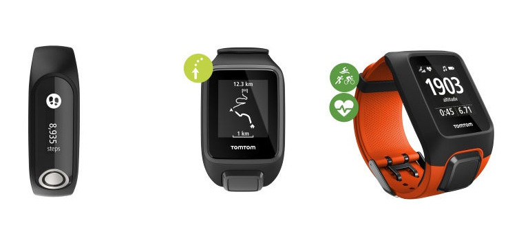 Fitness Tracking Wearable