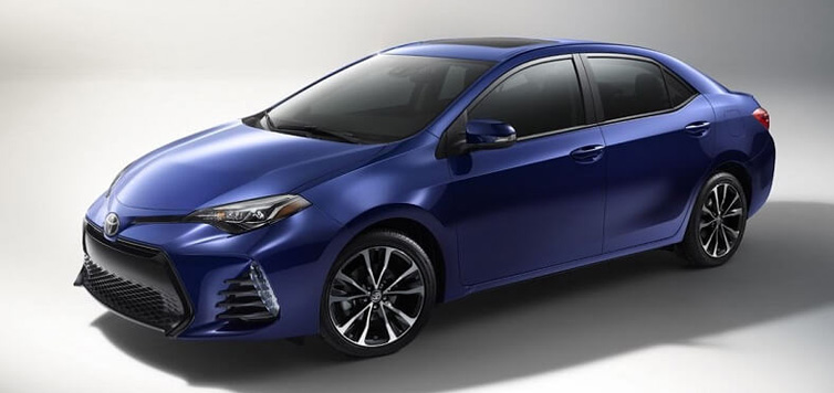 India Launch Next Year New Toyota Corolla Altis