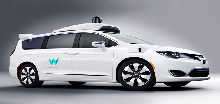Latest Self Driving Car Google's Its a Minivan