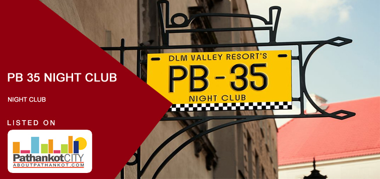 PB 35 Night Club