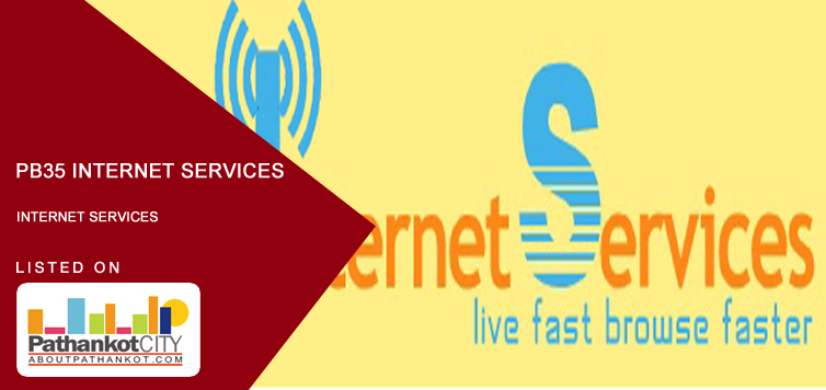 PB35 Internet Services