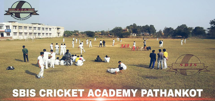 SBIS Cricket Academy Pathankot