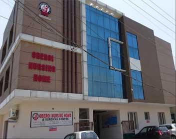 Oberoi Nursing Home Pathankot