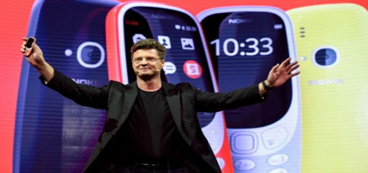Nokia relaunches iconic 3310