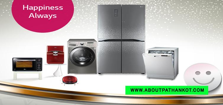 lg electronics home appliances mann market pathankot. Black Bedroom Furniture Sets. Home Design Ideas