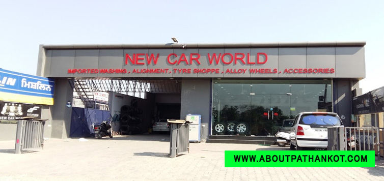 New Car World
