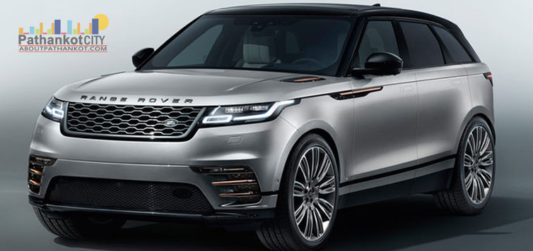 Range Rover Velar First Look 2018