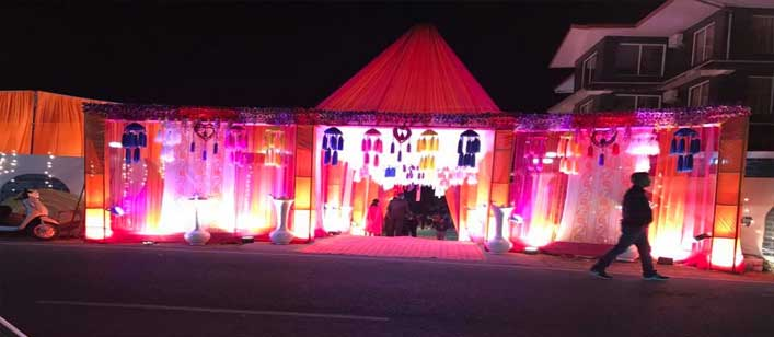 S S Pathania Tent House
