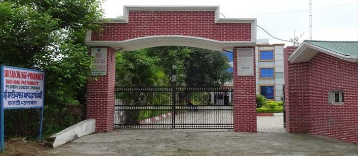 Sri Sai College of Pharmacy