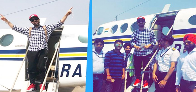 Diljit Dosanjh Now Owns a Private Jet