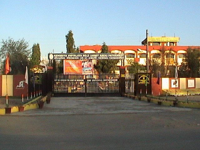 KV No. 2 Army Area Pathankot