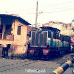 Pathankot Railway Crossing