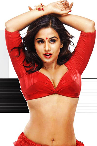 Vidya Balan heiße sexy Boob
