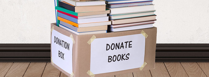 Donate Books
