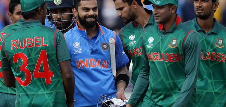 आईसीसी चैंपियंस ट्रॉफी, 2017 के दूसरा सेमीफाइनल में टीम इंडिया ने बांग्लादेश को 9 विकेट से हराकर फाइल में एंट्री कर ली.