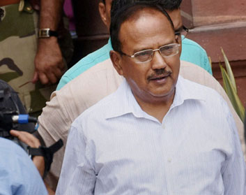 Ajit Doval Is 'Main Schemer'