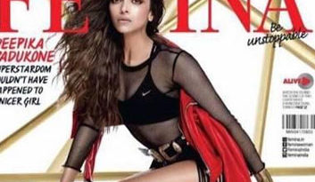 There's just no stopping Deepika Padukone on her way to superstardom. The beauty, who was recently bestowed with the honour of being included as an Academy member, is back again to captivate the audience with her sizzling photo shoot.